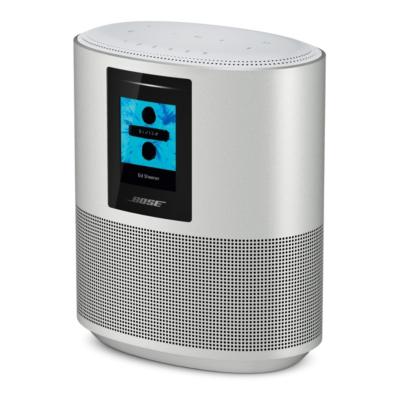 Bose  Home Speaker 500 Smart-Speaker mit WLAN, BT, Alexa-Sprachsteuerung sil. | 0017817785631