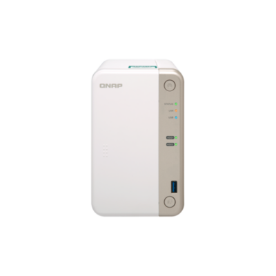 QNAP  TS-251B-4G NAS System 2-Bay | 4713213513743