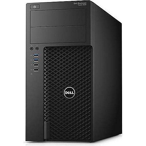 Dell Precision T3620 – i7-7700K 16GB/512GB SSD Quadro DVD±RW DL W10Pro   5397184104309