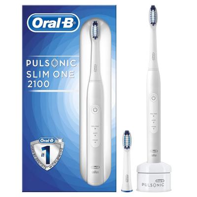 Oral-B  Pulsonic Slim One 2100 Schallzahnbürste weiß | 4210201198512