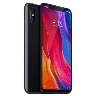 Xiaomi  Mi 8 6GB 128GB LTE Dual-SIM black EU | 6941059608820