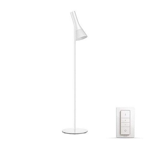 Philips Hue White Ambiance Explore Stehleuchte Weiß inkl. Dimmschalter | 8718696168875