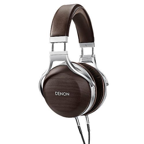 AH-D5200 Premium-Over-Ear-Kopfhörer mit Zebraholz-Schalen   4951035064627