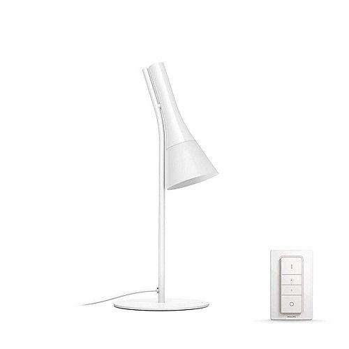 Philips Hue White Ambiance Explore Tischleuchte Weiß inkl. Dimmschalter | 8718696168868