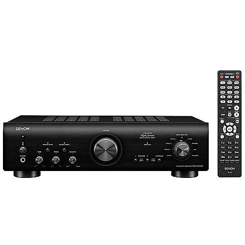 PMA-800NE Stereo-Vollverstärker, schwarz, 85W/Kanal   4951035065655