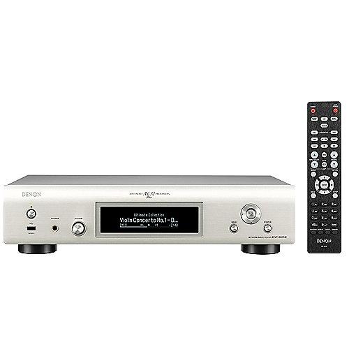 DNP-800NE Netzwerk-Audio-Player, HEOS, silber   4951035065785