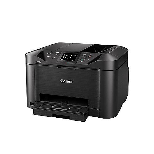 Canon MAXIFY MB5155 Drucker Scanner Kopierer Fax LAN WLAN + 3 Jahre Garantie* | 4549292077339