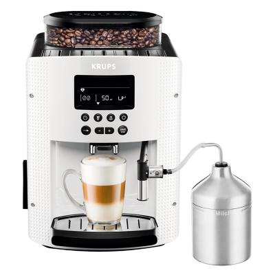 Krups EA 8161 Espresso-Kaffee-Vollautomat Weiß