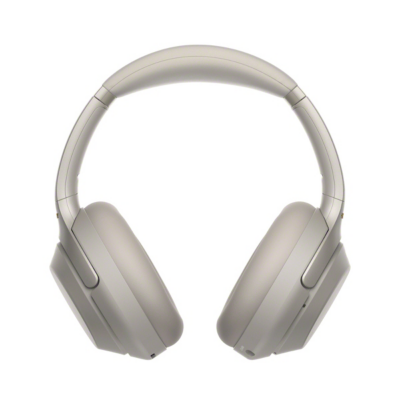 Sony  WH-1000XM3 silber Over Ear Kopfhörer mit Noise Cancelling und Bluetooth | 4548736081246