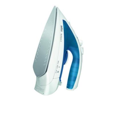 Braun  TS 340c TexStyle 3 Dampfbügeleisen weiß/blau | 8021098270252