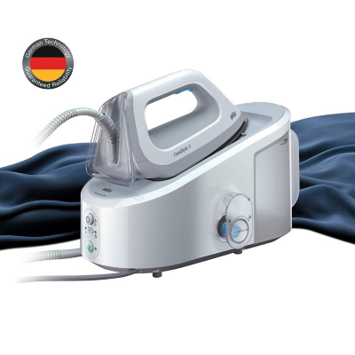 Braun  IS 3042 CareStyle 3 Dampfbügelstation weiß | 8021098280152