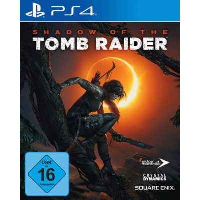 Sony Shadow of the Tomb Raider – PS4 | 5021290080928