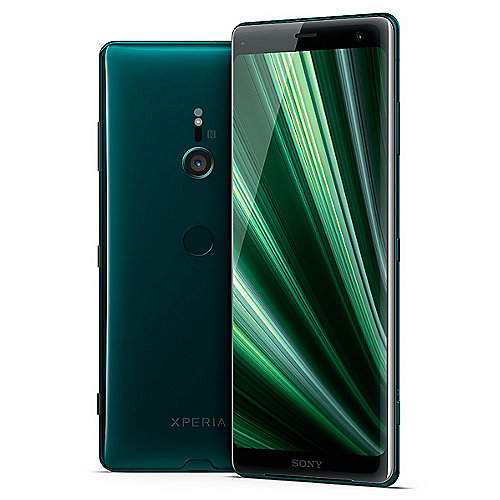Sony Xperia XZ3 Dual-SIM forest green Android 9...