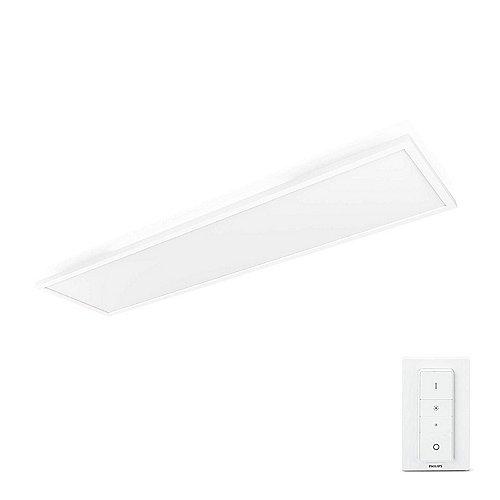 Philips Hue White Ambiance Aurelle Panelleuchte 120 x 30 cm inkl. Dimmschalter | 8718696169377