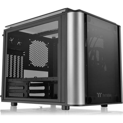 Thermaltake  Level 20 VT Gaming Tower im Cube Design mit Seitenfenster | 4711246873582