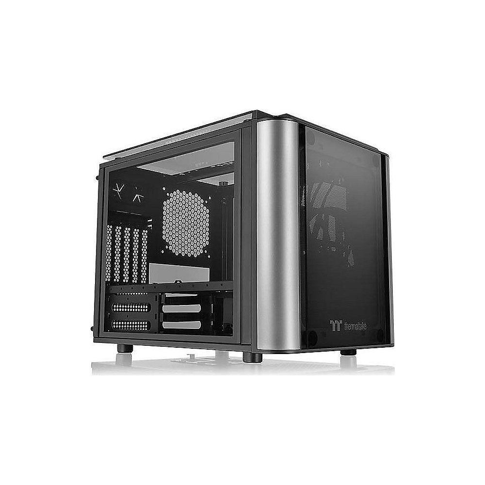 Thermaltake Level 20 VT Gaming Tower im Cube Design mit Seitenfenster