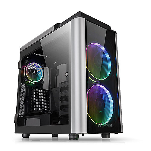 Thermaltake Level 20 GT RGB Plus Gaming Big Tower mit Seitenfenster | 4711246873551