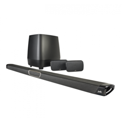 Polk  Magnifi MAX SR Soundbar Subwoofer kabellose Rear-Surround-Lautsprecher | 0747192128258