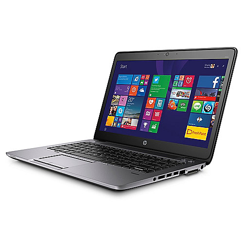 "Refurbished: HP EliteBook 840 G1 i5-4300U 8GB/256GB 14""HD+ W10P"