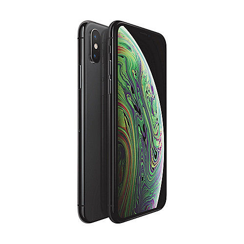 Apple iPhone XS 64 GB Space Grau MT9E2ZD/A