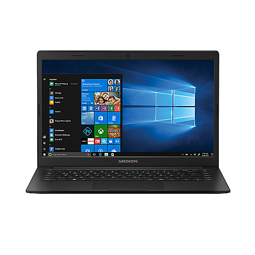 Medion Akoya E4253 UltraSlim Notebook N5000 Quad Core Full HD eMMC Windows 10 S | 4061275028461