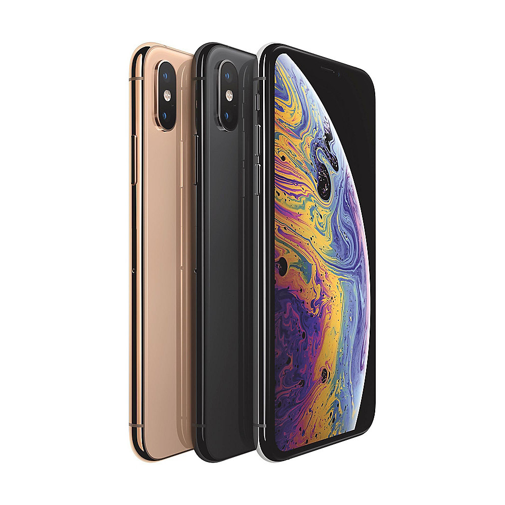 9324edd429131f Apple iPhone XS 256 GB Gold MT9K2ZD A ++ Cyberport