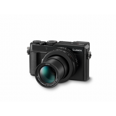 Panasonic  Lumix DC-LX100 II Digitalkamera schwarz 17MP Leica 24-75mm WLAN BT | 5025232885008