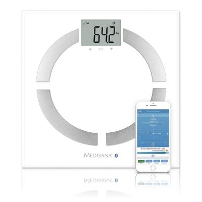 Medisana  BS 444 connect Smarte Körperanalysewaage weiß | 4015588404443