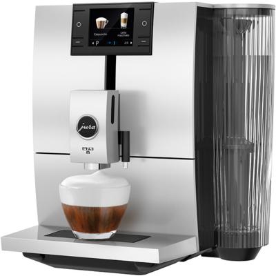 Jura  ENA 8 Metropolitan Black Kaffeevollautomat | 7610917152537