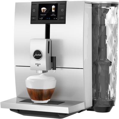 Jura  ENA 8 Nordic White Kaffeevollautomat | 7610917152391