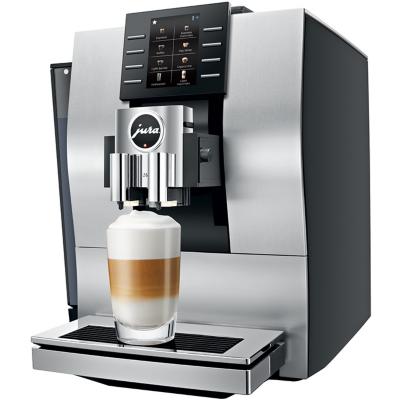 Jura  Z6 Aluminium Kaffeevollautomat | 7610917152377