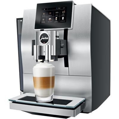 Jura  Z8 Aluminium Kaffeevollautomat (Modell 2018) | 7610917152995