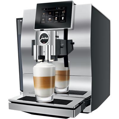 Jura  Z8 Aluminium Chrom Kaffeevollautomat | 7610917153046