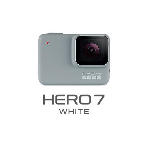 gopro hero 7 white action cam wasserdicht sprachsteuerung. Black Bedroom Furniture Sets. Home Design Ideas