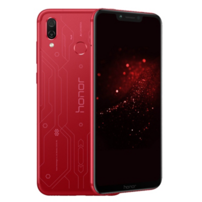 Honor  Play Player Edition rot Dual-SIM Android 8.1 Smartphone mit Dual-Kamera | 6901443254538
