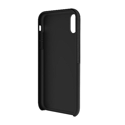 Incase Textured Snap Case Apple iPhone Xs Plus schwarz