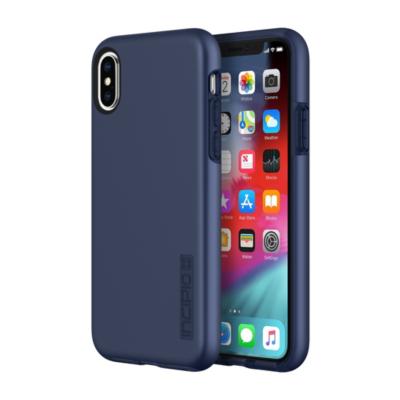 Incipio  DualPro Case Apple iPhone Xs/X midnight blau | 0191058085238