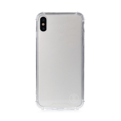 JT Berlin  Rugged Cover Wannsee für Apple iPhone Xs/X transparent   4260464223094