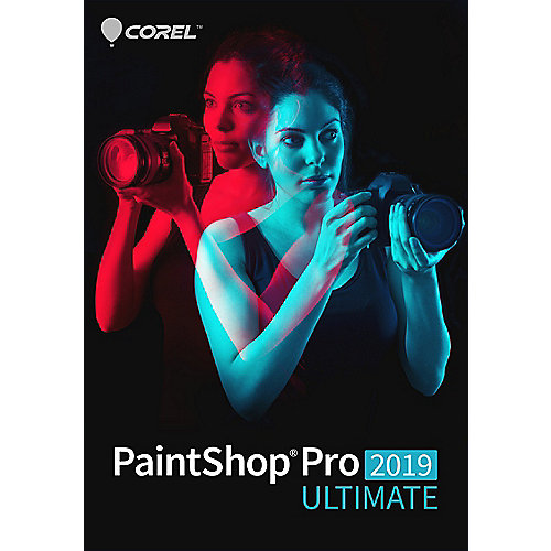 Corel PaintShop Pro 2019 Ultimate - 1 User ML ESD