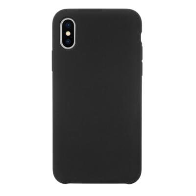 JT Berlin  Liquid SilikonCase Steglitz für Apple iPhone Xs/X schwarz   4260464223551