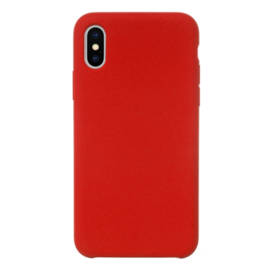 JT Berlin  Liquid SilikonCase Steglitz für Apple iPhone Xs/X rot   4260464223568