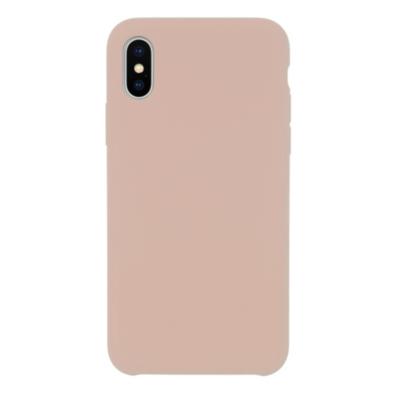 JT Berlin  Liquid SilikonCase Steglitz für Apple iPhone Xs/X pink sand   4260464223582