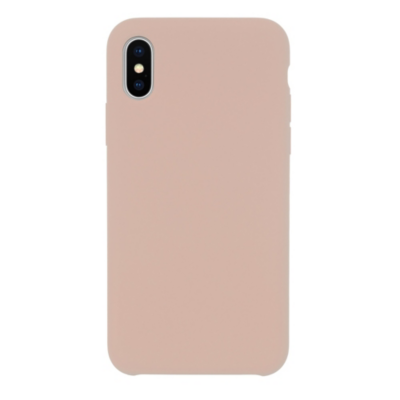 JT Berlin  Liquid SilikonCase Steglitz für Apple iPhone Xs Max pink sand   4260464223681