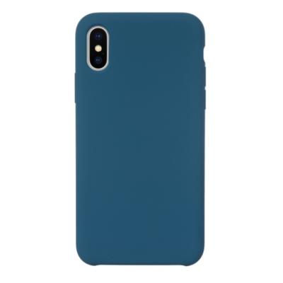 JT Berlin  Liquid SilikonCase Steglitz für Apple iPhone Xs Max cobaltblau   4260464223698