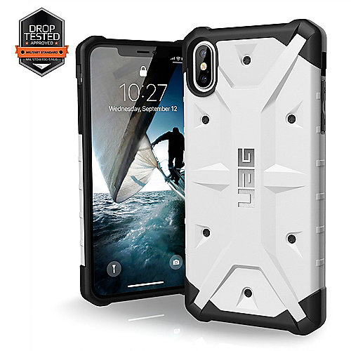 UAG Pathfinder Case für Apple iPhone Xs Max weiß
