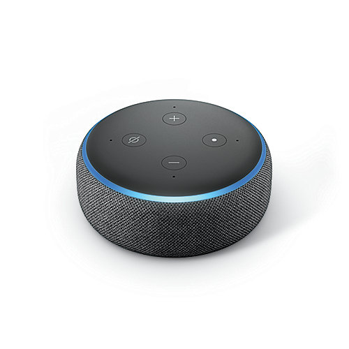 Amazon Echo Dot (3. Generation) weiß
