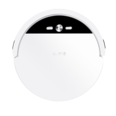 ILIFE  V4 Staubsauger-Roboter weiß   4260522140363