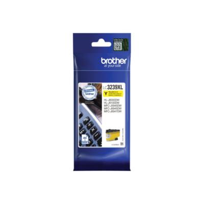 Brother  LC-3239XLY Original Druckerpatrone Gelb | 4977766787956