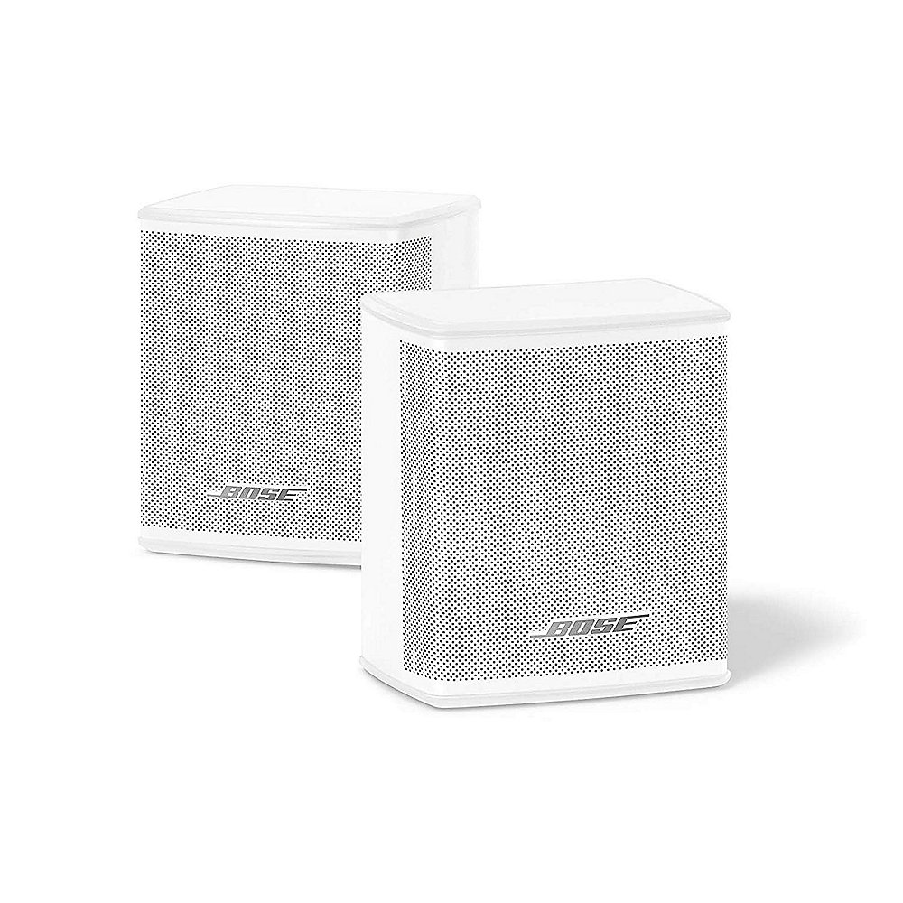 BOSE Virtual Invisible Wireless Surround Speaker für Bose Soundbar 550/700 weiß.