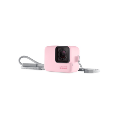 Gopro  Sleeve and Lanyard (Pink) (ACSST-004) | 0818279023466